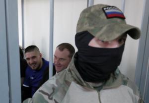 Μόσχα – Ουκρανοί ναύτες: Θα κλείσουν 12 μήνες και… βάλε στις ρωσικές φυλακές!