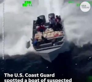 ΗΠΑ: Κατασχέθηκαν 13 τόνοι κοκαΐνης αξίας 350 εκατομμυρίων δολαρίων στον Ειρηνικό!