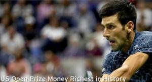 """Ποσά ρεκόρ στο τένις θα μοιραστούν στο """"US Open""""!"""