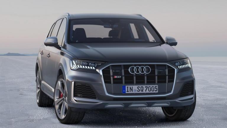 Η Audi ανανέωσε την πιο σπορ έκδοση του Q7 [pics]