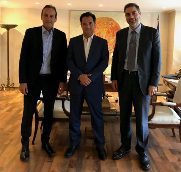 Ελληνικό: «Πυρετός» επαφών του Άδωνι Γεωργιάδη για την επένδυση