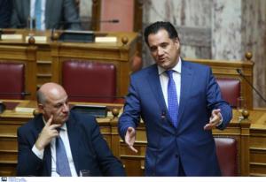 Εύσημα ο Άδωνις Γεωργιάδης στον… ΣΥΡΙΖΑ για το Ελληνικό!