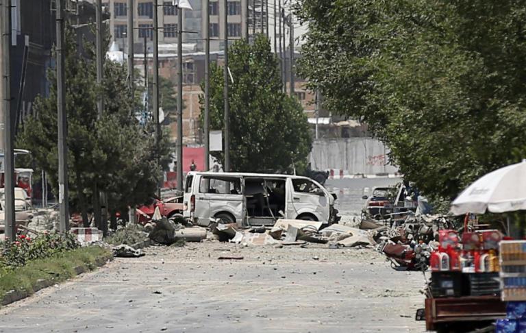 Αφγανιστάν: Οκτώ νεκροί από έκρηξη βόμβας σε αυτοκίνητο