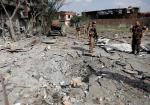 Νέο μακελειό στο Αφγανιστάν – Τίναξαν στον αέρα λεωφορείο, σκότωσαν γυναίκες και παιδιά