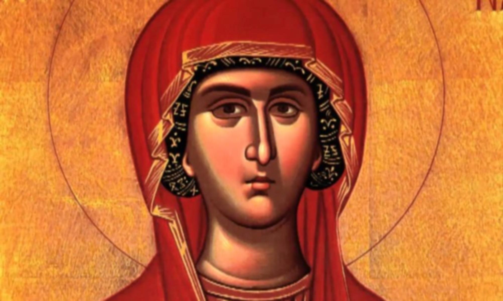Γιορτάζει η Αγία Μαρίνα σήμερα (17/07)