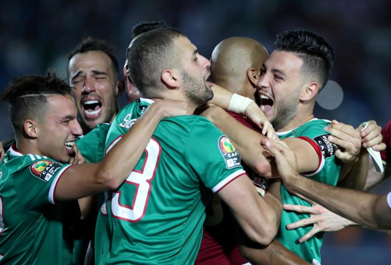 Copa Africa: Πρόκριση στη «ρουλέτα» για την Αλγερία! – video