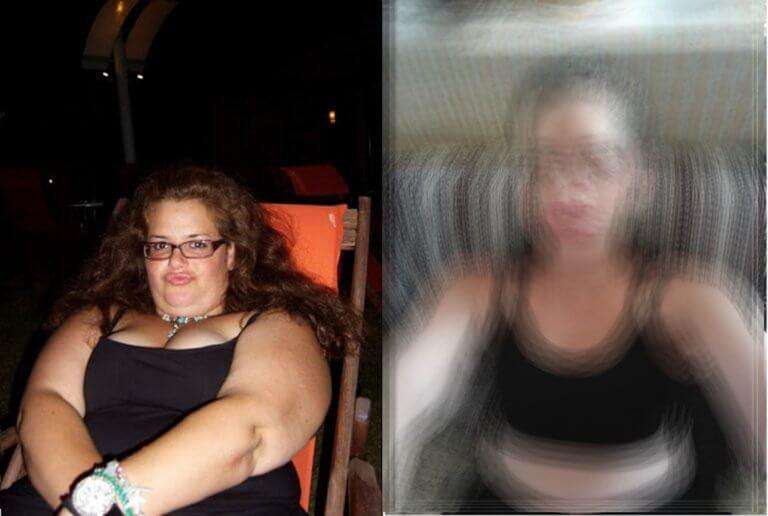 Η Χαλκιδέα που έχασε 78 κιλά και έγινε άλλος άνθρωπος!