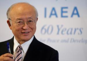 ΟΗΕ: Πέθανε ο επικεφαλής της IAEA Γιουκία Αμάνο