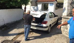 Ιόνια Οδός: Κινηματογραφική καταδίωξη με πυροβολισμούς – Δύο συλλήψεις έξω από την Αμφιλοχία [pics]