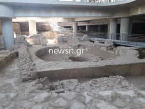 Μέσα στην αρχαία γειτονιά του Μουσείου Ακρόπολης [Pics]