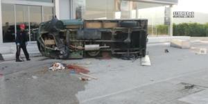 Τραγωδία στο Άργος! Ένας νεκρός σε τροχαίο – Εκσφενδονίστηκε από το φορτηγάκι [pics]