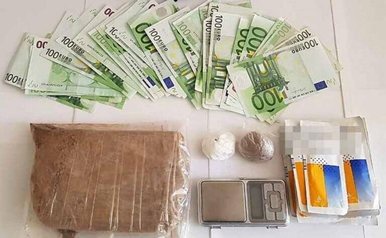 Κέρκυρα: Έπιασαν 30χρονο με σκληρά ναρκωτικά