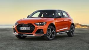 Έτοιμη η crossover έκδοση του Audi A1 [pics]