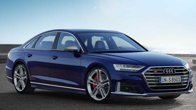 Νέο Audi S8: Η τοπ έκδοση της γερμανικής «λίμο» με 570 άλογα!