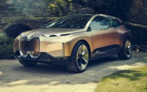 Έτσι θα είναι το τιμόνι της BMW iNEXT [pics]