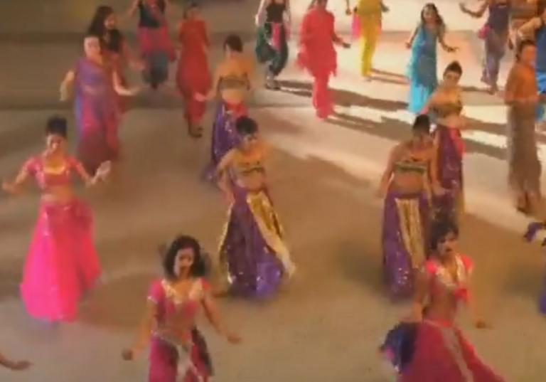 Ναύπλιο: Bolywood στο λιμάνι – Οι Ινδοί γύρισαν βίντεο κλιπ και έκλεψαν την παράσταση – video