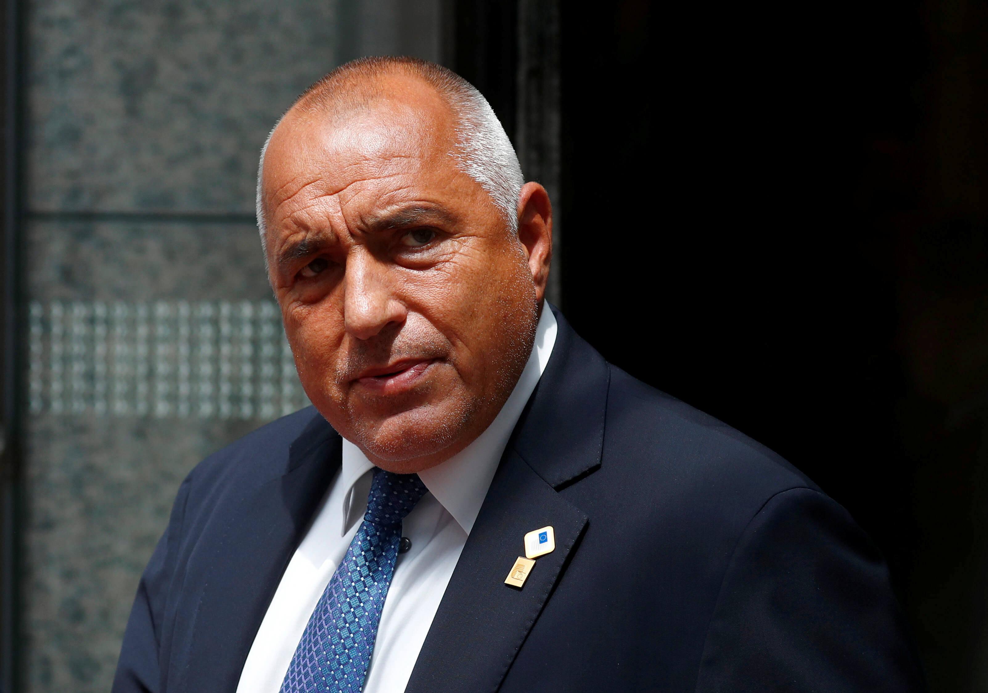 Κορονοϊός: Θετικός ο πρωθυπουργός της Βουλγαρίας Μπόικο Μπορίσοφ