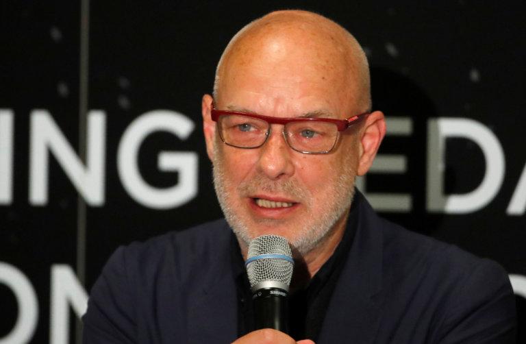 Ο Brian Eno έγινε… αστεροειδής!
