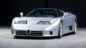 Bugatti: Φήμες για νέο μοντέλο εμπνευσμένο από την θρυλική EB110 SS