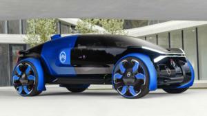 Τα αυτοκίνητα του μέλλοντος θα έχουν τεράστιους τροχούς!