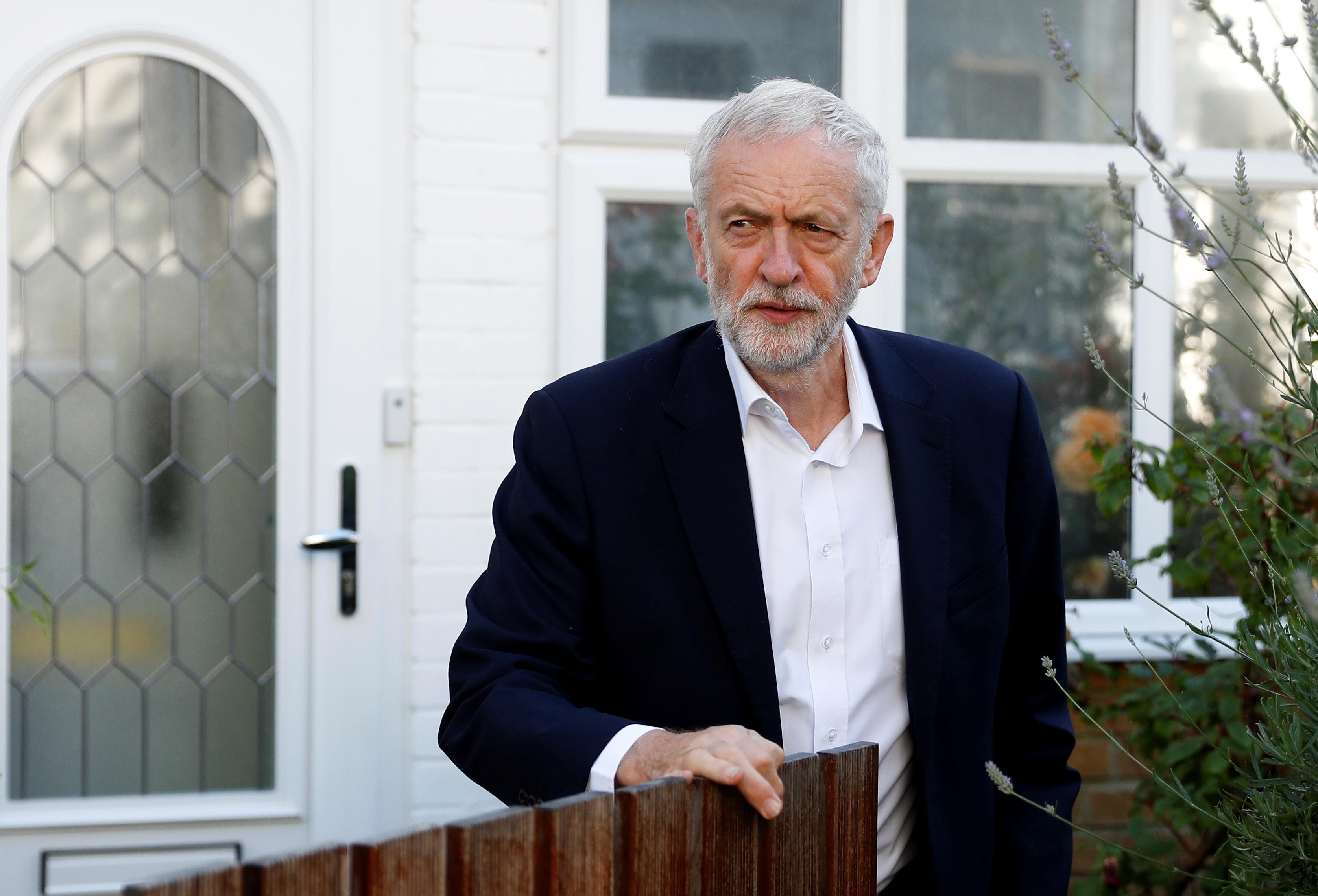 Brexit: Νέο δημοψήφισμα ζητά ο Τζέρεμι Κόρμπιν από τον επόμενο πρωθυπουργό