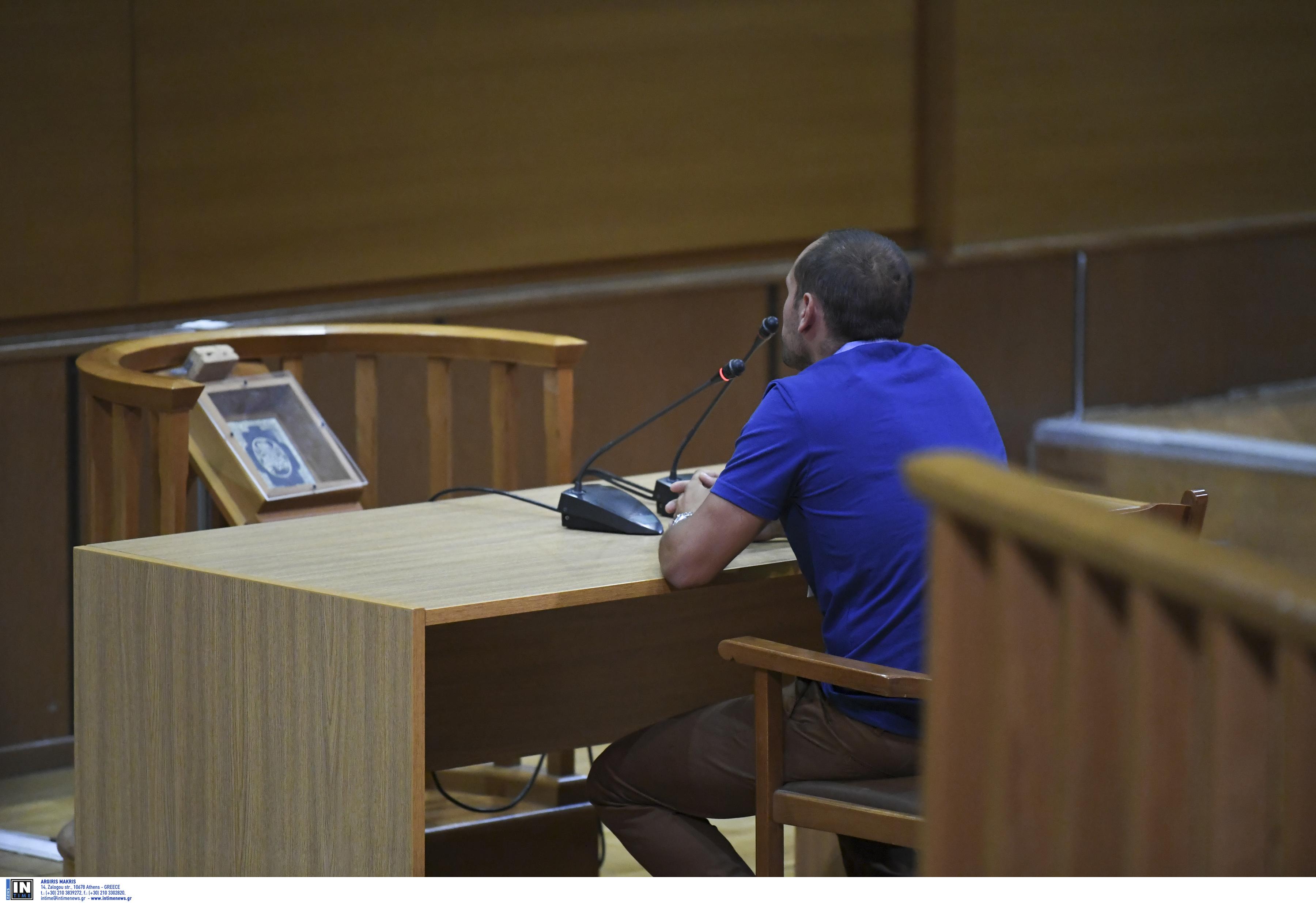 Δίκη Χρυσής Αυγής – Σκάλκος: «Δεν είχε δώσει δικαιώματα ο Ρουπακιάς»