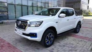 H Nissan λανσάρει το πρώτο ηλεκτροκίνητο pick-up στην Κίνα