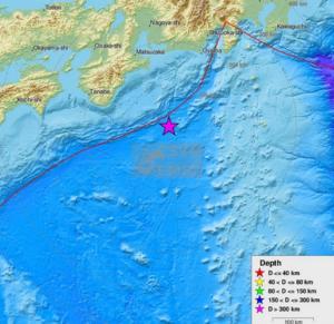 Ιαπωνία: Ισχυρός σεισμός στο νησί Χονσού πληθυσμού 30 εκατ. κατοίκων! video