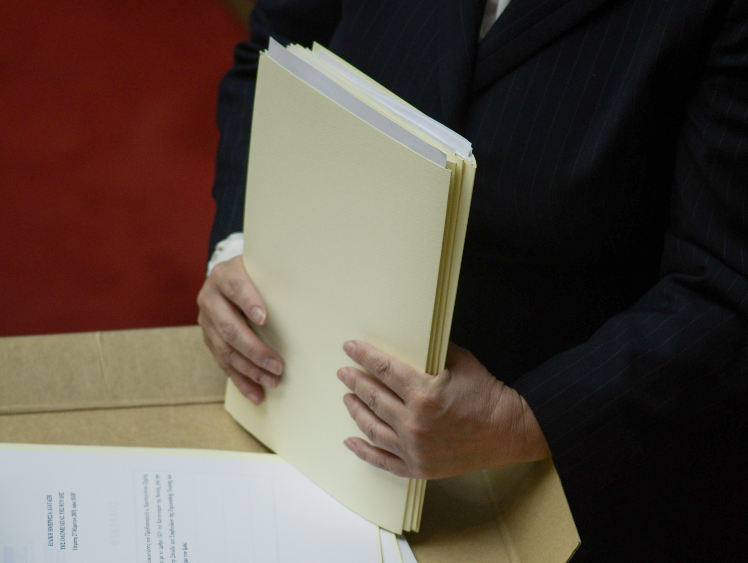 Βρετανία: Έρευνα για τις διαρροές εγγράφων κατά του Ντόναλντ Τραμπ και των ΗΠΑ