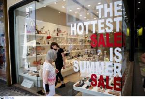 Θερινές εκπτώσεις 2019: Ανοιχτά τα καταστήματα την Κυριακή (14/07) – Τι να προσέξουν οι καταναλωτές