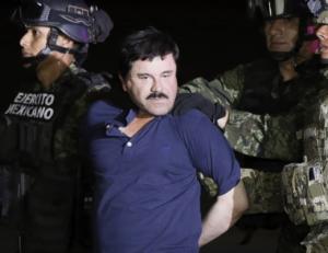 """Ισόβια και επιπλέον 30 χρόνια στον """"Ελ Τσάπο"""" πρότεινε ο εισαγγελέας"""