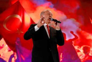 Πολεμική επιχείρηση ανατολικά του Ευφράτη προαναγγέλλει ο Ερντογάν