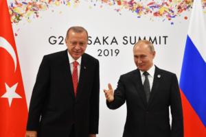 Η Ρωσία καταδικάζει τις κυρώσεις της ΕΕ κατά της Τουρκίας