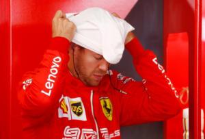 Formula 1: Ferrari για… κλάματα! Καταστροφή και πρωτιά για Χάμιλτον