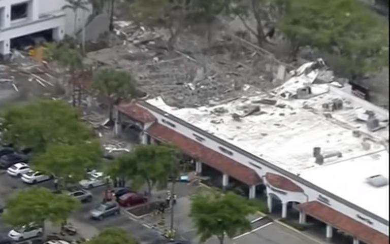 Έκρηξη σε εμπορικό κέντρο στην Φλόριντα – Πολλοί τραυματίες
