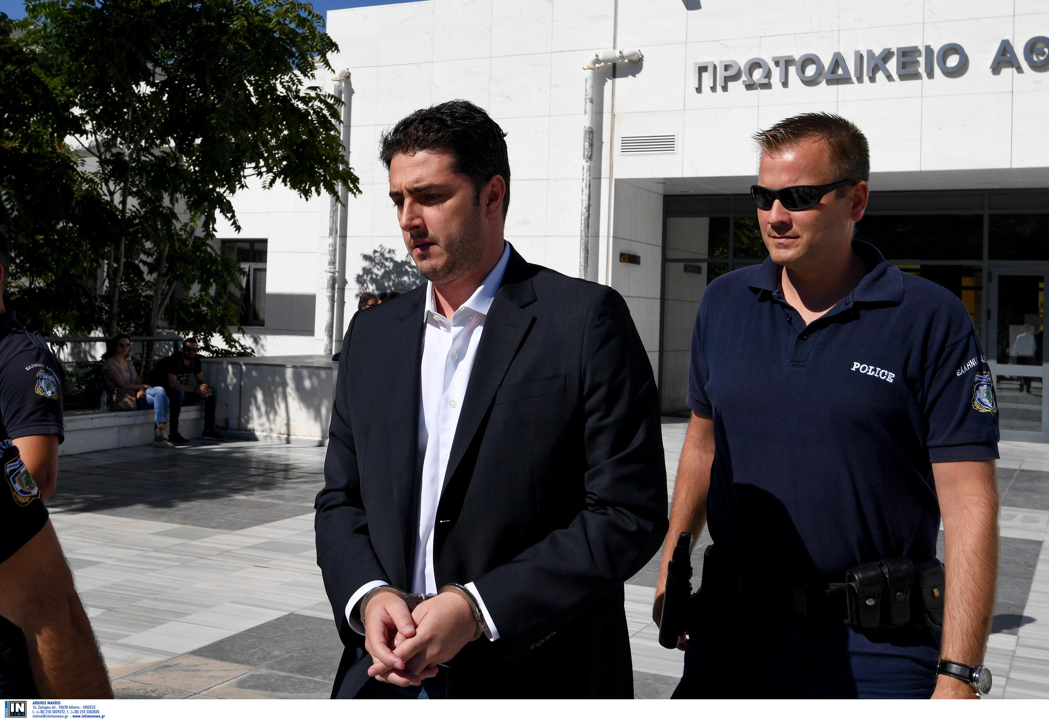 Αποφυλακίζεται ο Αριστείδης Φλώρος! Οι όροι για να βγει από τη φυλακή