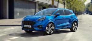Η Ford ετοιμάζει και έκδοση ST για το νέο Puma