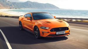 Νέα επετειακή έκδοση για την Ford Mustang [pics]