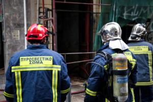 Φωτιά σε γηροκομείο στη Θεσσαλονίκη – Στη ΜΕΘ με σοβαρά εγκαύματα ηλικιωμένος