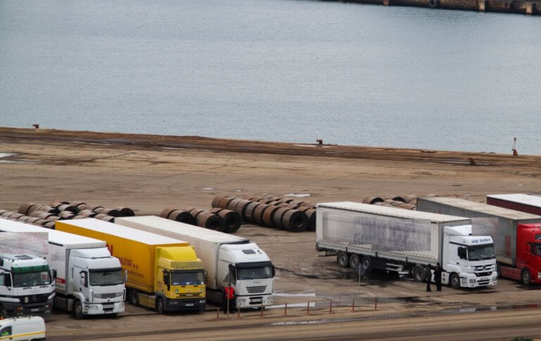 Θεσσαλονίκη: 18 φορτηγά βρέθηκαν με «πειραγμένο» ταχογράφο