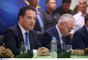 Γεωργιάδης: Δεν ερχόμαστε για να γκρεμίσουμε αλλά να χτίσουμε