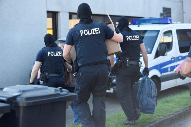 """Γερμανία: """"Η Ομοσπονδιακή Αστυνομία δεν επαρκεί για την φύλαξη του εμβολίου του κορονοϊού"""""""