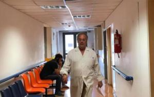 Το βράδυ βγήκε βουλευτής και το πρωί πήγε στο νοσοκομείο
