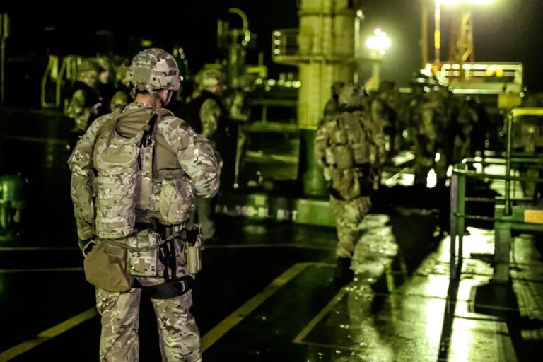 Βρετανία: Συνελήφθη ο καπετάνιος και ο πρώτος αξιωματικός του ιρακινού Grace 1