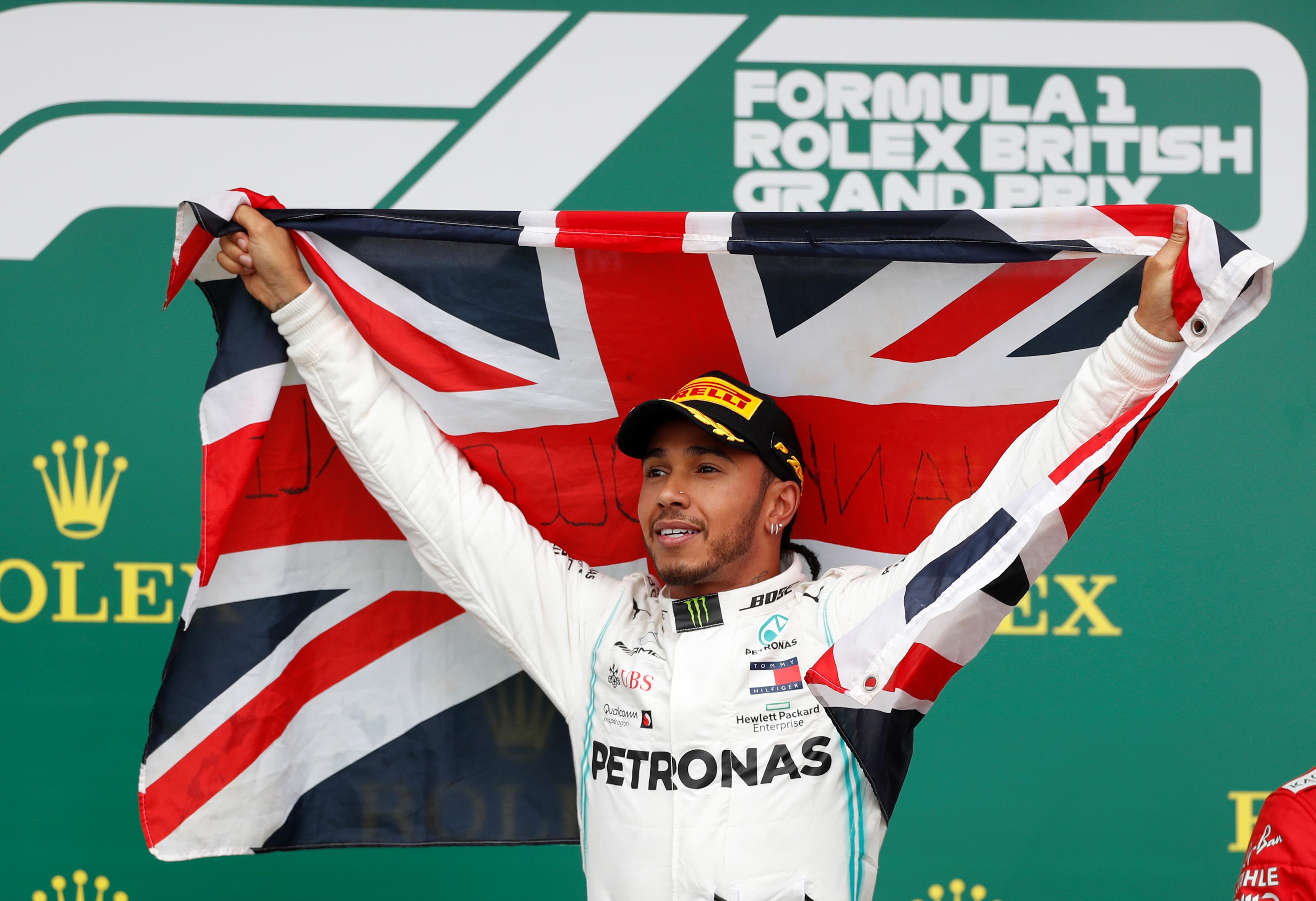 Formula 1: Ο Λιούις Χάμιλτον χρίστηκε ιππότης