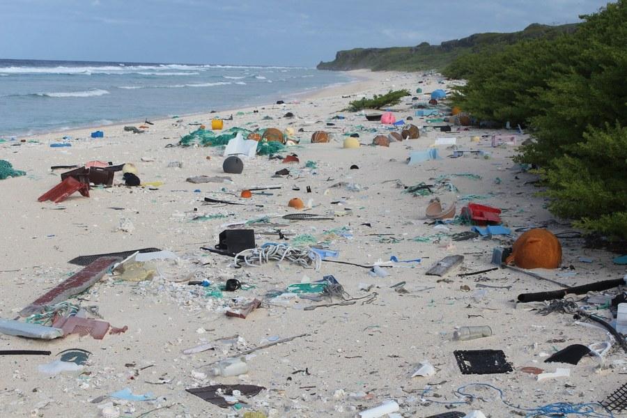 Νήσος Χέντερσον: Μια χωματερή στον Νότιο Ειρηνικό
