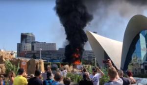 Ισπανία: Φωτιά στο μεγαλύτερο ενυδρείο της Ευρώπης – video