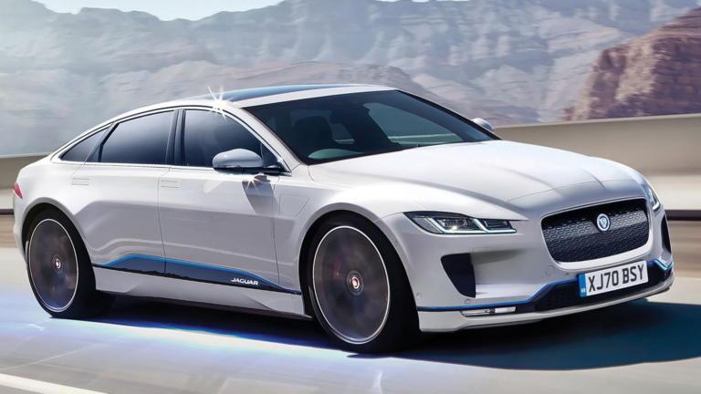 H νέα Jaguar XJ θα είναι μόνο ηλεκτρική