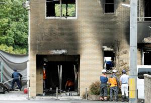 Ιαπωνία: Η φρίκη που έζησαν τα θύματα την ώρα της φωτιάς