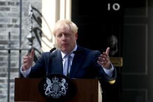 Τζόνσον: Όσοι στοιχηματίζουν εναντίον της Βρετανίας θα πάνε κουβά!